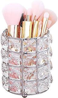 Organizador de brochas de Maquillaje para Mujer, cajón de Maquillaje se Adapta a Joyas, cepillos, Barras de Labios y cremas, 8 Capas de Almacenamiento de baño, Transparente