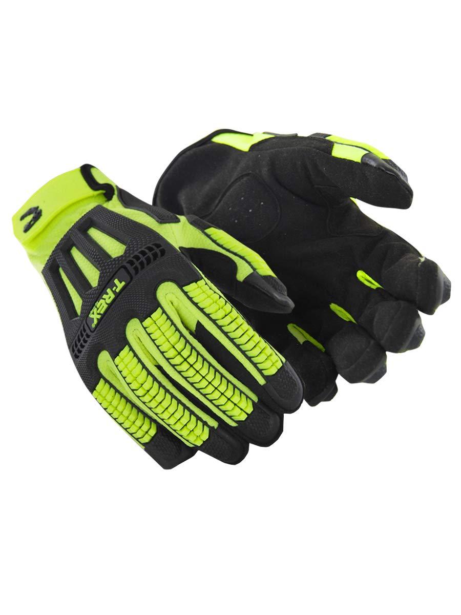 MAGID TRX742 Windstorm Series Max 71% OFF Impact Gloves Resist ANSI Luxury Cut A6
