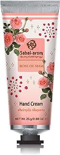 サバイアロム(Sabai-arom) ローズ デ サイアム ハンドクリーム 25g【ROS】【004】