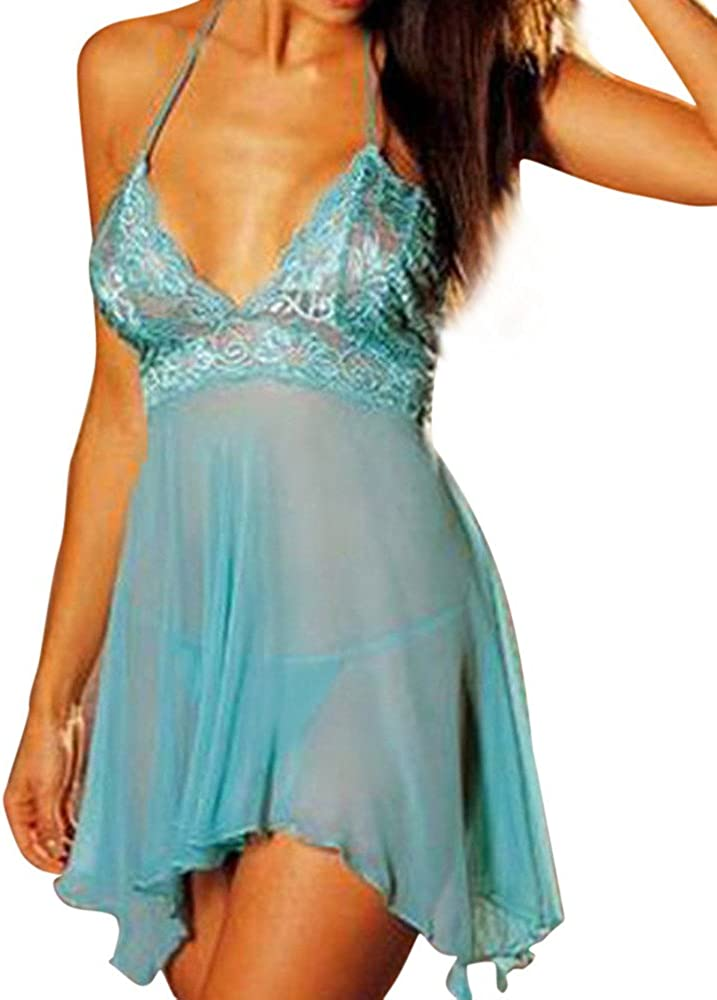 Hotkey Womens Chemise Lingerie Sexy Slips Plus Full Lace Nightie Ranking OFFicial shop TOP18