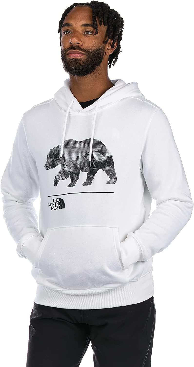 Popular The Super intense SALE North Face Men's TNF Hoodie Pullover Bear