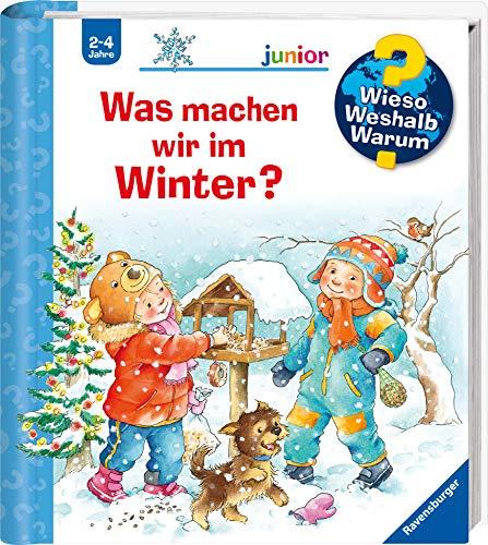 Was machen wir im Winter? (Wieso? Weshalb? Warum? junior, Band 58) - 4
