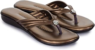 DICY Flat Sandals for Women Or Girls Latest Collection Or Daily Use Slippers Stylish