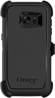 OtterBox DEFENDER SERIES Case for Samsung Galaxy S7 Edge - BLACK (Renewed)