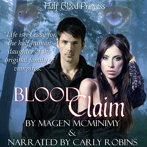 Blood Claim cover art