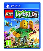 LEGO Worlds (PS4) (輸入版)