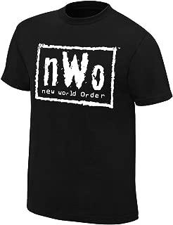 WWE AUTHENTIC WEAR NWO Retro T-Shirt Black 2XL