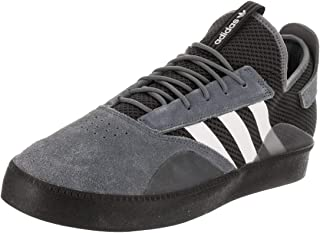 adidas 3ST.001 (Onix/White/Core Black) Men's Skate Shoes