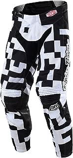 2018 Troy Lee Designs Youth GP Air Maze Pants-White/Black-24