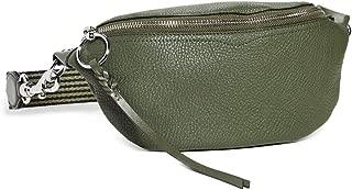 Women's Bree Belt Bag w/Webbing Strap