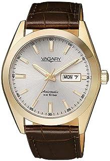 orologio solo tempo uomo Vagary By Citizen Gear Matic classico cod. IX3-220-90