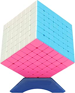 7x7x7 Cube Puzzle,Speed Cube,The Best 7x7 Cube Stinkerless with Gift Box