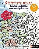 Tables d'addition et de multiplication CE2 (Coloriages malins)
