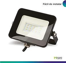 Iluminación Megamex luminario LED/reflector basic 10 W /
