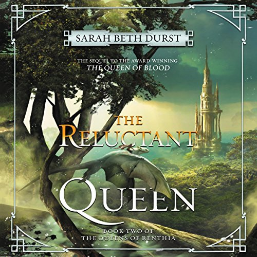 Couverture de The Reluctant Queen