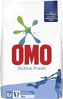 OMO Active Fresh, 3 Kg, 1 Paket (1 x 3000 g)