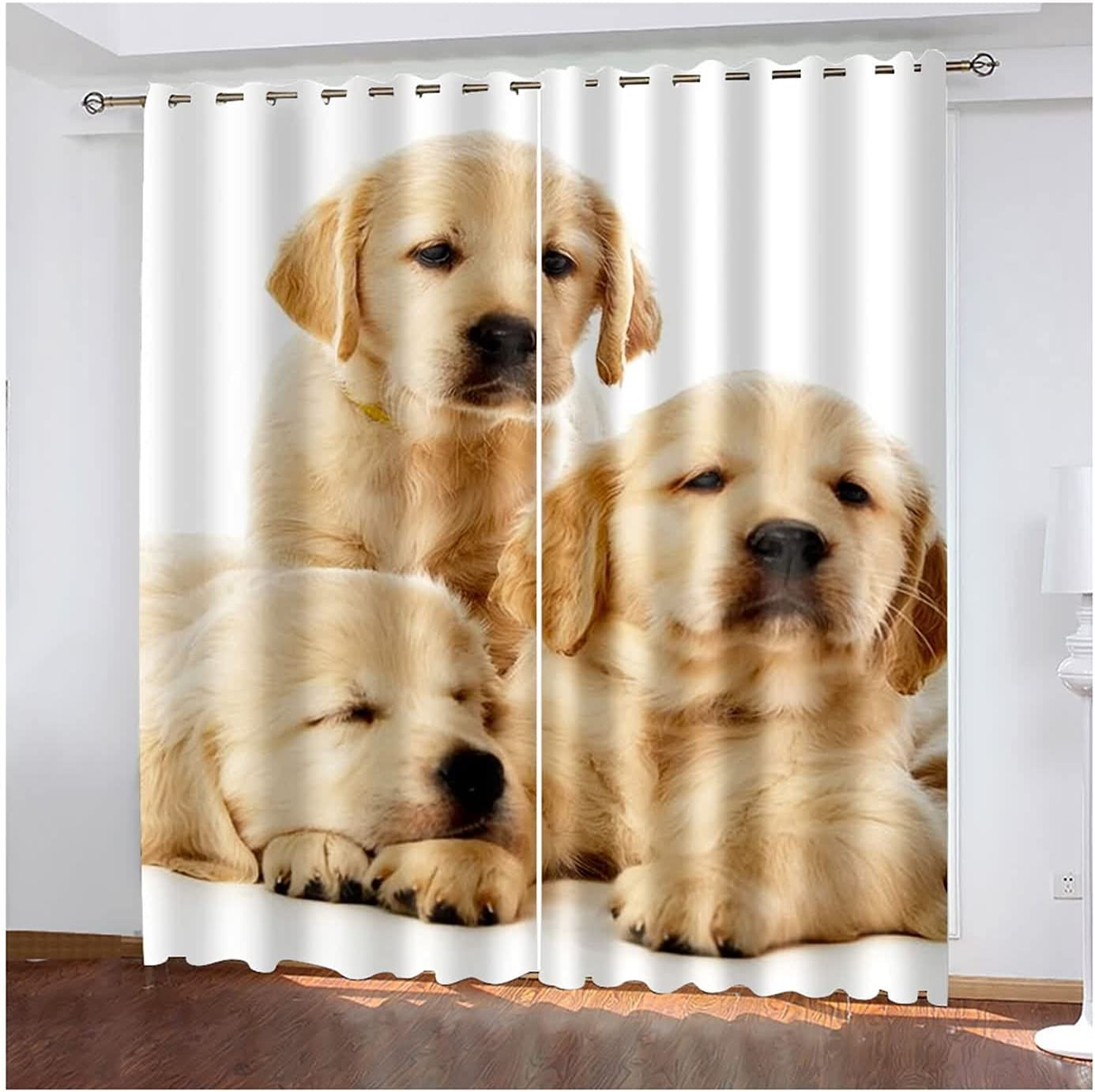Daesar Blackout Curtains Fort Worth Mall 2 Panel Sets Room M for SALENEW very popular! Curtain Living