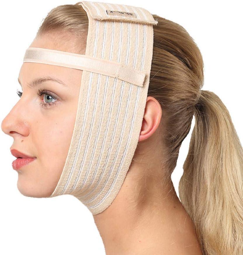 Regular dealer Post Surgical Chin Strap store Bandage for Neck - and Compr Women