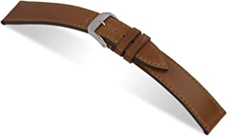 RIOS1931 Springfield - Genuine Shell Cordovan Leather Watch Band for Nomos Watches 114x82