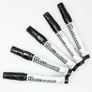 Artline Secure Marker 4.mm Chisel EKSC-4