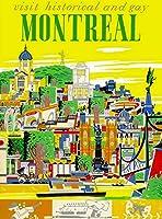 ERZAN大人のパズル木製パズル1000歴史的なモントリオールカナダカナダのヴィンテージ旅行広告アート大人子供パズル