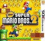 Nintendo New Super Mario Bros. 2, 3DS - Juego (3DS)