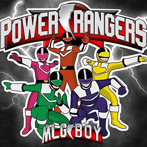 Power Rangers [Explicit]