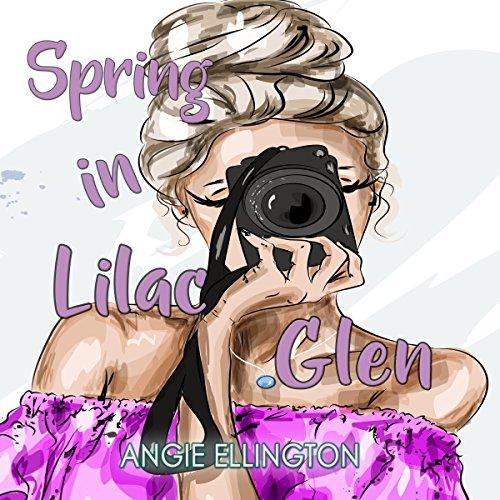 Spring in Lilac Glen audiobook cover art
