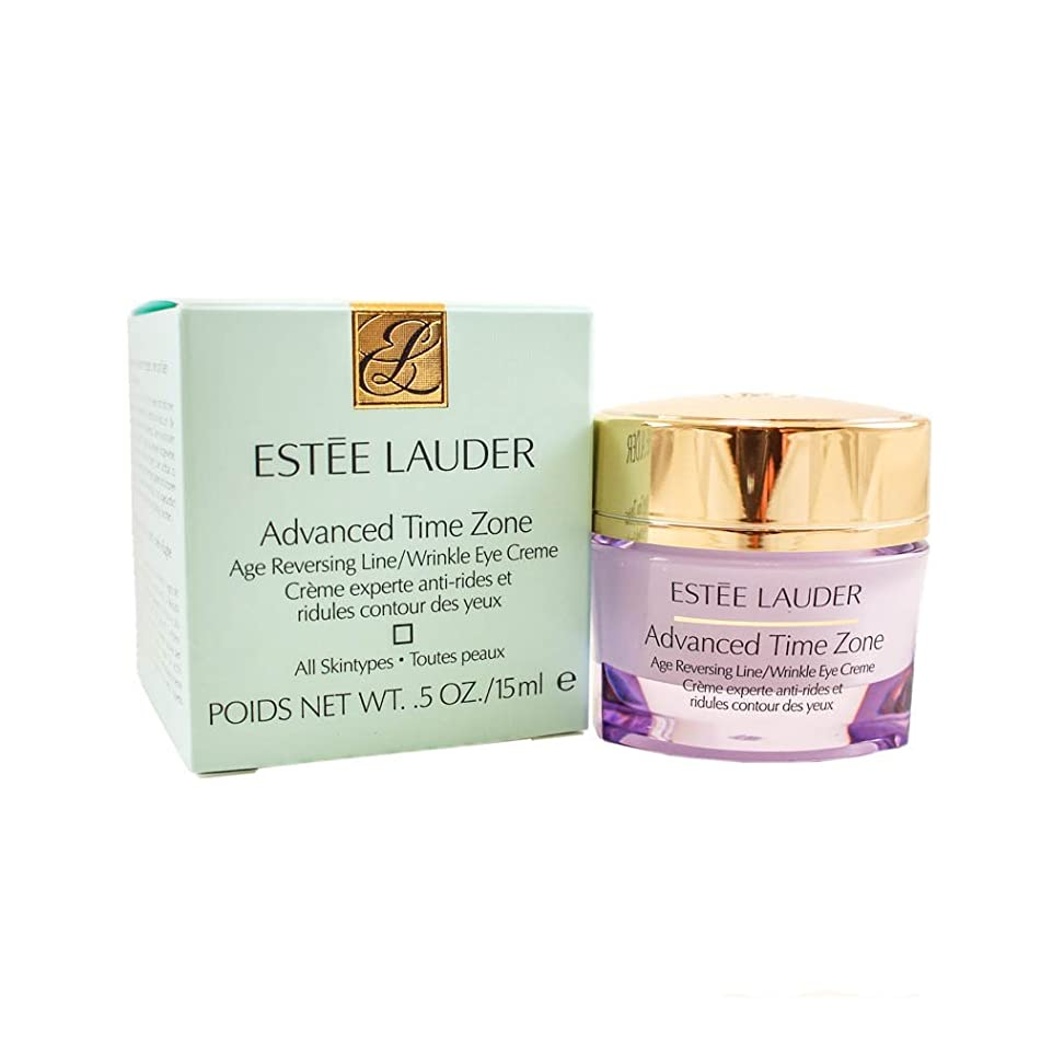 Estee Lauder Advanced Time Zone Age Reversing Line and Wrinkle Eye Cream, 0.5 Ounce