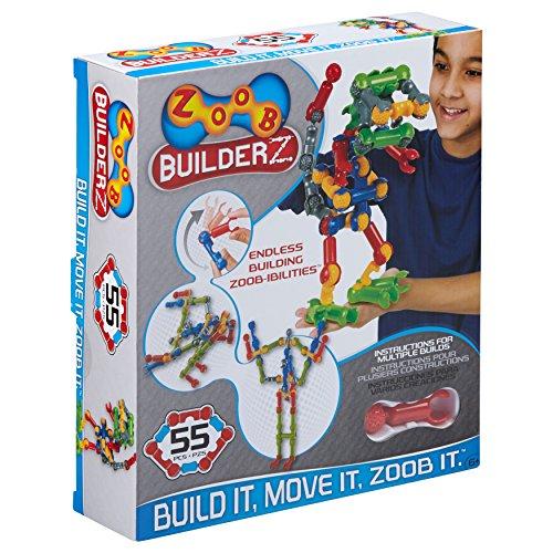 Zoob - 0Z11055 - Builder Z Kit de 55 pièces