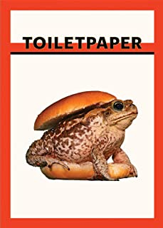 Maurizio Cattelan & Pierpaolo Ferrari: Toilet Paper, Volume II