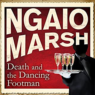 Death and the Dancing Footman                   By:                                                                                                                                 Ngaio Marsh                               Narrated by:                                                                                                                                 James Saxon                      Length: 11 hrs and 39 mins     5 ratings     Overall 4.2