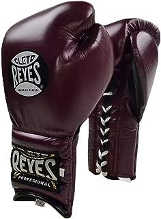 Cleto Reyes Training Gloves - Lace-up Purple - 14oz