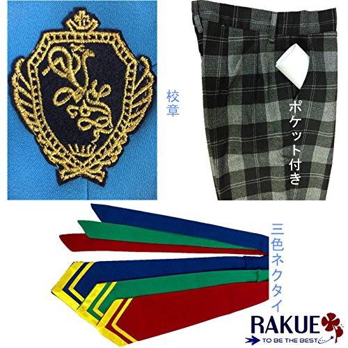 『あんさんぶるスターズ! 夢ノ咲学院 男子制服 コスプレ衣装 ネクタイ3色セット XL,女性』のトップ画像