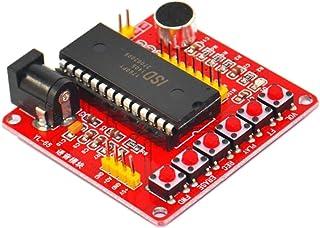 Almencla ISD1760サウンドモジュール 音声録音モジュール 再生ボード PCB基板 5V