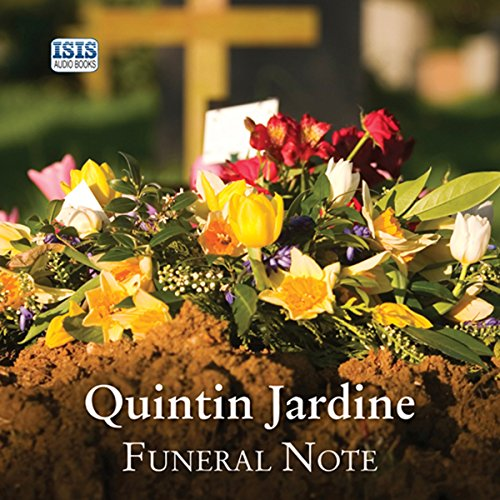 Funeral Note audiobook cover art