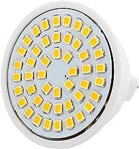 X-DREE MR16 SMD 2835 48 LEDs Plastic Energy-Saving LED Lamp Bulb Warm White AC 220V 4W (4da50778-a222-11e9-8d7c-4cedfbbbda4e)
