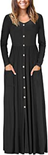 Best button dress with pockets Reviews