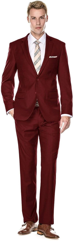 Braveman Men's Classic Fit Suits (2-Piece)