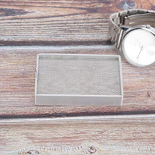 Leftwei Organizador Placa Secadora Accesorio de Reloj, Bandeja de Almacenamiento Bandeja de...