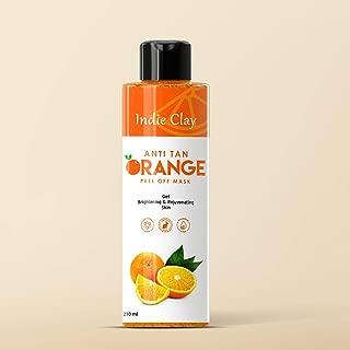 Indie Clay Orange Peel Of Mask 200ml