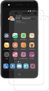 ENERGMiX displayfolie skyddsfolie kompatibel med ZTE Blade V7 Lite folie (2 stycken) – Ultra Clear