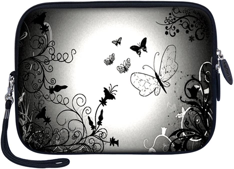 Meffort Inc 8 inch Max 55% OFF Neoprene Laptop to 7 Sleeve Carrying Same day shipping Case for