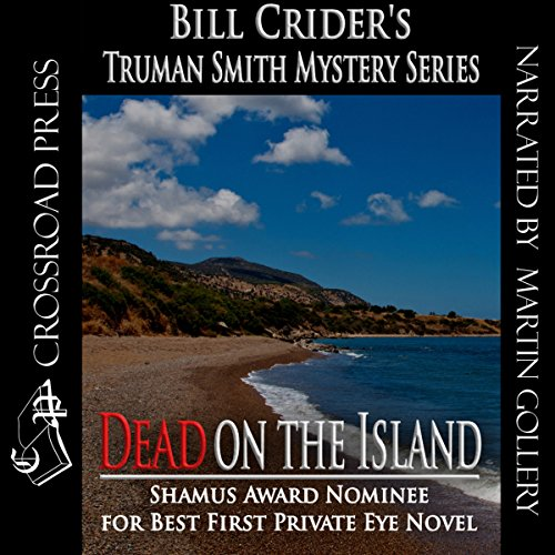 Couverture de Dead on the Island