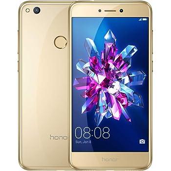 Honor 8 Lite Dual Sim 16GB+3GB RAM Color Oro: Amazon.es: Electrónica
