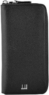 ダンヒル DUNHILL F2180CA 001 BLACK ラウンドファスナー長財布 CADOGAN(カドガン)【メンズ】 [並行輸入品]
