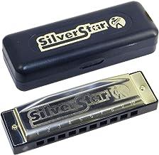 Hohner Silver Star M50406X F Harmonica