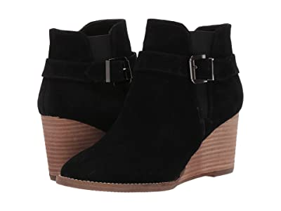 Blondo Natalia Waterproof (Black Suede) Women