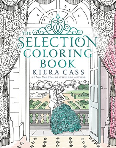 The Selection Coloring Book (Colouring Books)