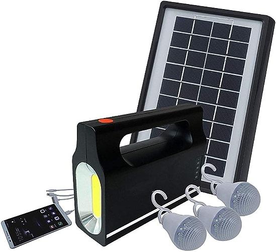 ZLZL LumièRe Solaire De Camping Ligne De Charge Solaire à Haute Efficacité IntéGréE à L'éClairage ExtéRieur LumièRe De Tente portable à Luminosité éLevéE